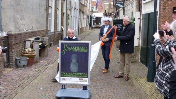 Petite exposition sur l'IDP au Streekmuseum (Pays-Bas) du 19/03 > 30/09/2016 - 1