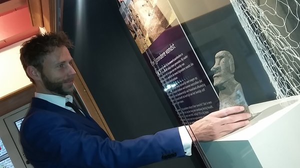 Petite exposition sur l'IDP au Streekmuseum (Pays-Bas) du 19/03 > 30/09/2016 - 2