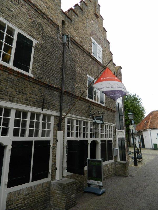 Visite de berphi à la petite exposition sur l'IDP de Sommelsdijk (21/05/2016) - 1