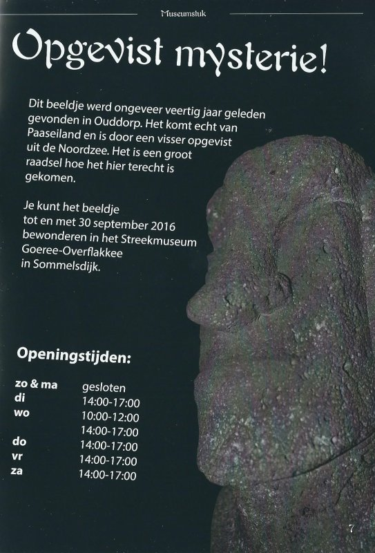Visite de berphi à la petite exposition sur l'IDP de Sommelsdijk (21/05/2016) - 11