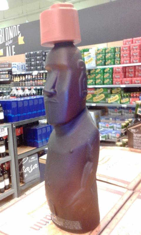 Nouvelle bouteille de Pisco