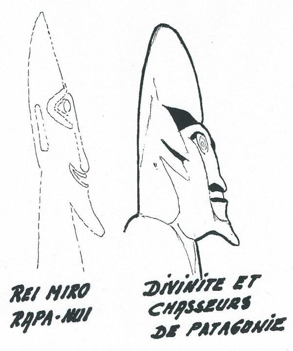 "299e article de FD: ""Rapa Nui & Terre de Feu: influence ou pas ?"""
