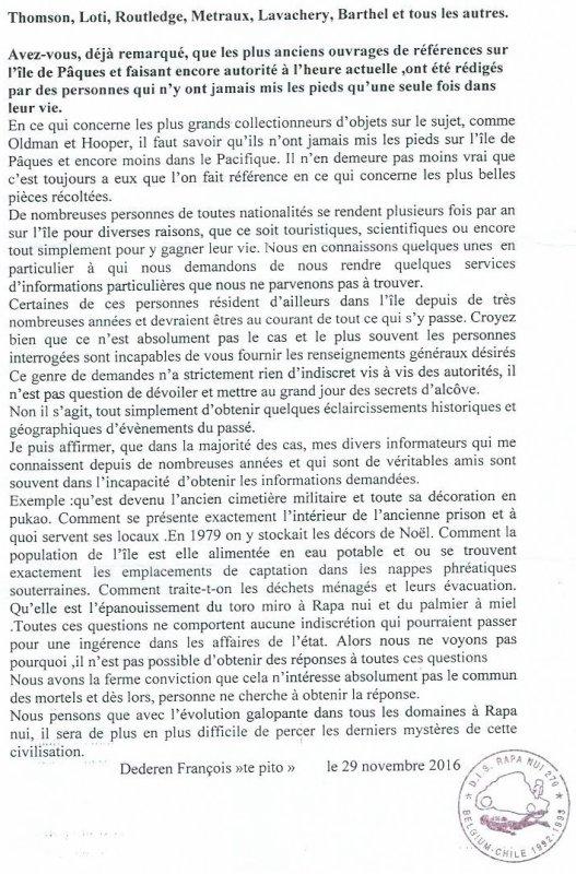 """305e article de FD: """"Thomson, Loti, Routledge, Metraux, Lavachery, Barthel et tous les autres"""""""