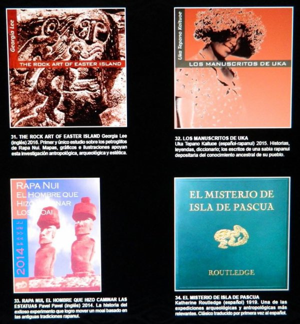 Catalogue de Rapanui Press - 2
