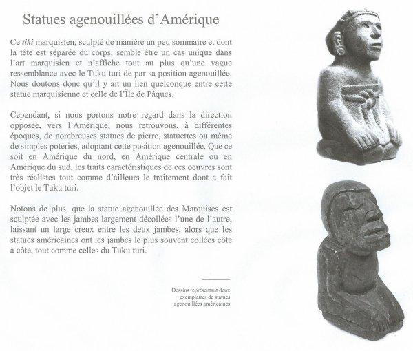 """""""Ile de Pâques - Le moai Tuku turi"""" par Jean Hervé Daude (28/01/2017) - 2/3"""