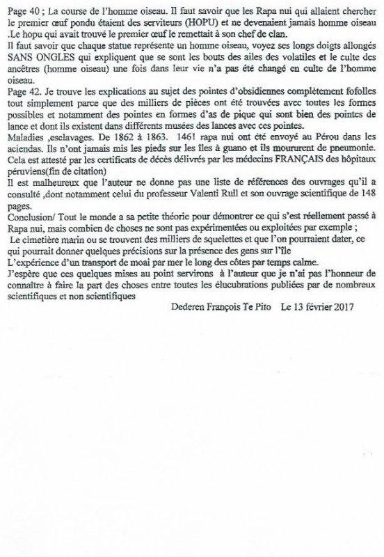 """Revue """"GEO"""" n° 456 (février 2017) - article sur l'IDP (pages 26 à 42) & critique de FD"""