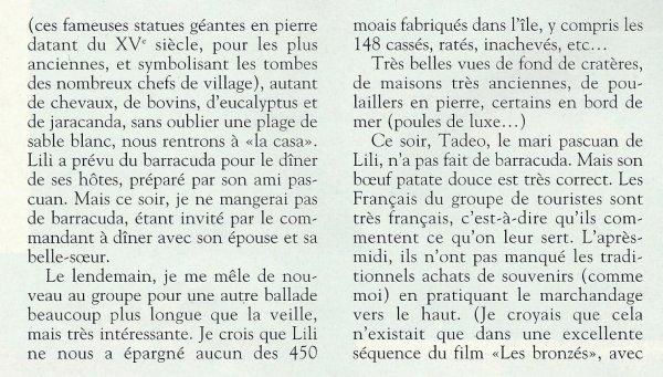 """Revue """"Cols Bleus"""" n°2294 du 18/02/1995 (2/2)"""