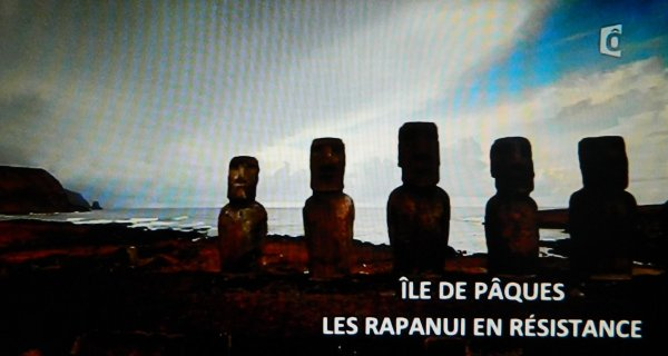 """Documentaire: """"Ile de Pâques, les Rapanui en résistance"""" (2016) de Vincent Dumesnil"""