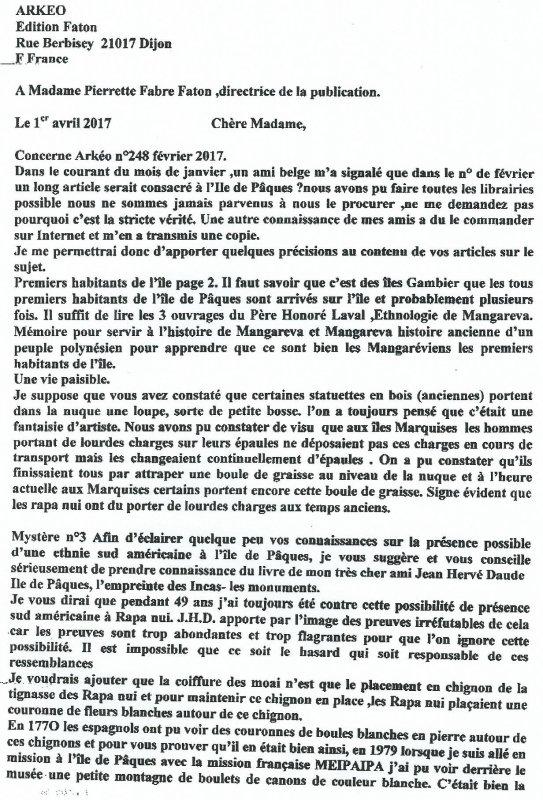 Arkéo n°248 (février 2017) & critique de FD - 2