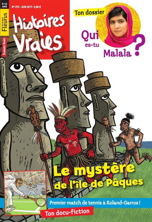 """Revue: """"Histoires vraies"""" n°273 (juin 2017)"""