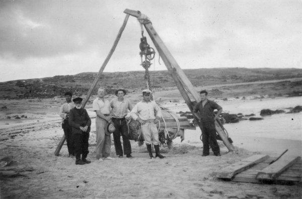 Récit d'un passager anonyme du Mercator lors du voyage à l'île de Pâques en 1934/1935 - 2