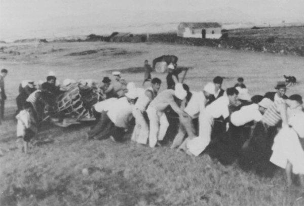 Récit d'un passager anonyme du Mercator lors du voyage à l'île de Pâques en 1934/1935 - 3