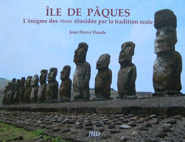 Livres sur l'île de Pâques de Jean Hervé Daude