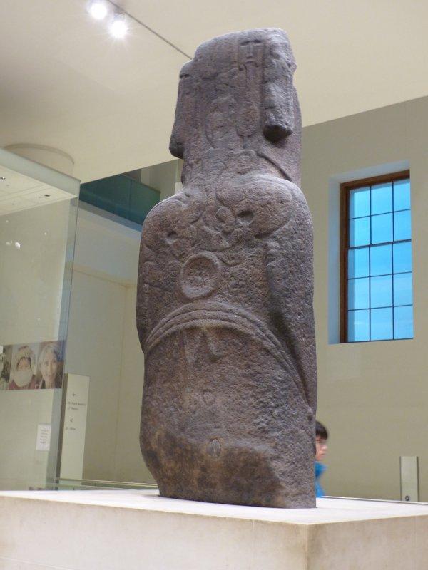Moai de Coulgens (NE d'Angoulème - France) - 2