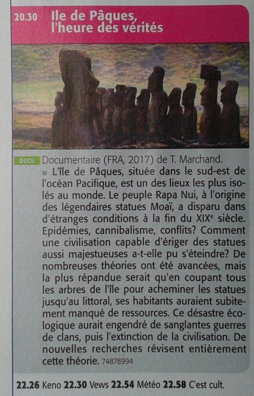 """""""IDP, l'heure des vérités"""" (2017) de Thibaud Marchand sur """"La Deux"""", le 01/06/2018"""