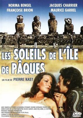 """DVD: """"Les soleils de l'île de Pâques"""" de Pierre Kast"""