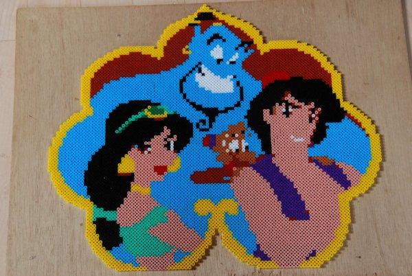 Le monde d'Aladin...
