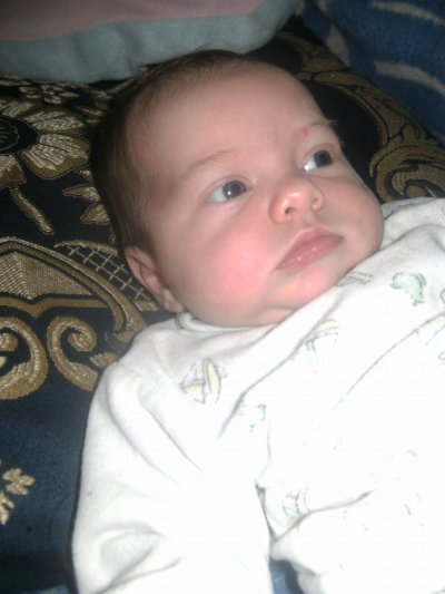 ma petite fille cherie