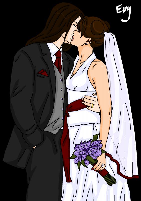 """One-Shot n°3 """"Le mariage ? Tu t'imagines une prison et puis tu changes rien."""""""