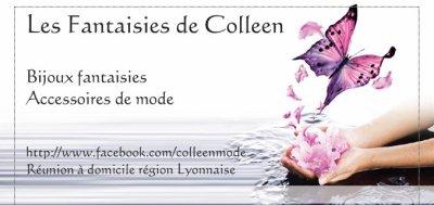 """Bienvenue chez """" Les fantaisies de colleen """""""