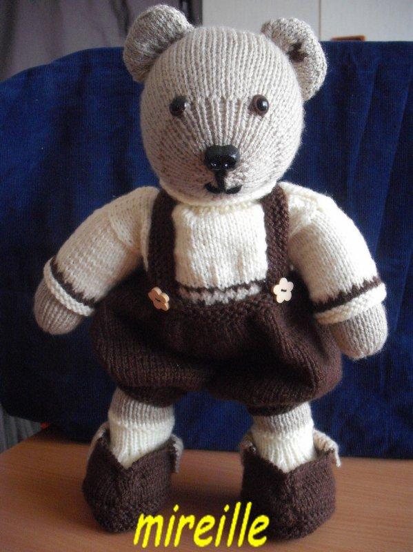 L'ours Roméo