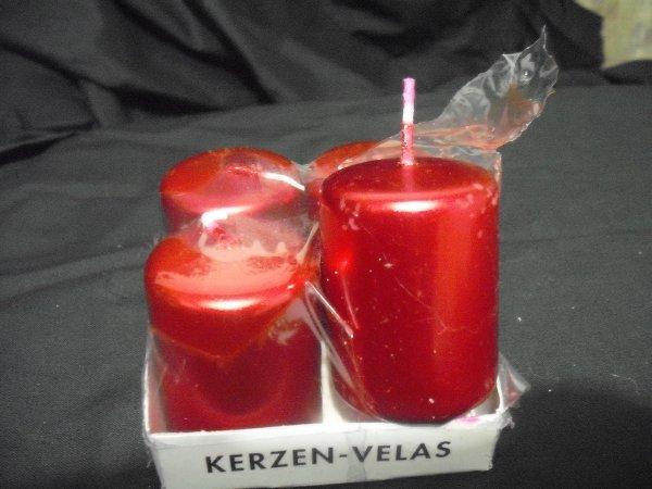 Bougies et livrets tissages danois