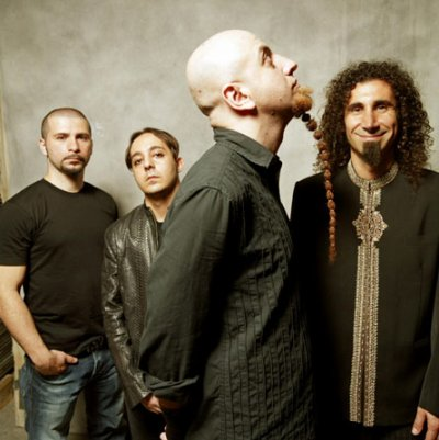 SYSTEM OF A DOWN !
