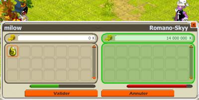 Nouveau Dofus Emeraude (+83)
