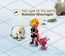 Nouveau personnage : Romano-Glouragan