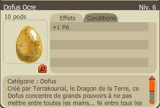 Nouveau Dofus Ocre