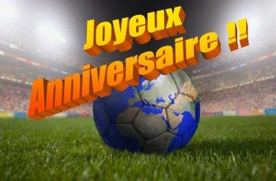 2577 Joyeux Anniversaire Alexis Aptar Sport Le Vaudreuil
