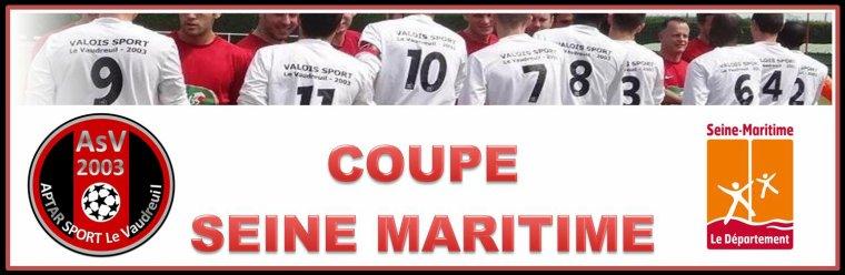 2017 - Coupe de la Seine Maritime - 2016/2017
