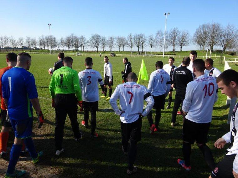 2017 - Match de Samedi 18 Février 2017