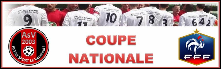 2017 - Coupe Nationale 2017/2018