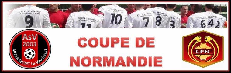 2017 - Coupe de Normandie 2017/2018