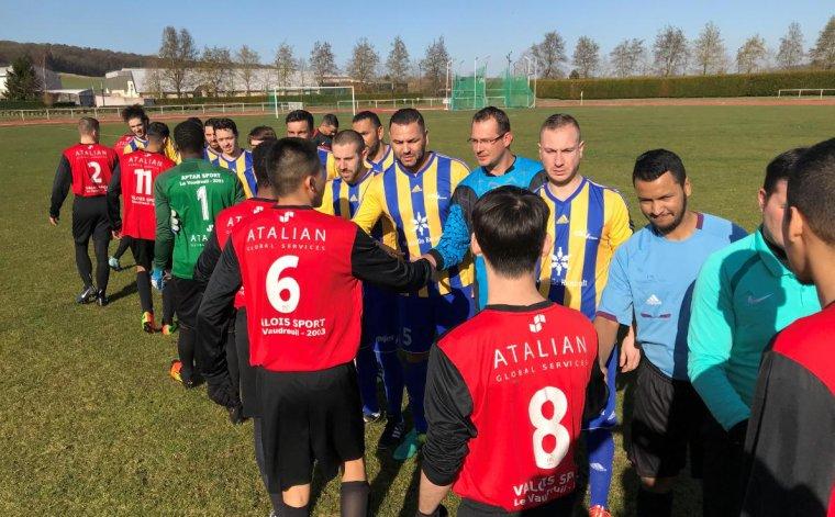 2018 - Match du Samedi 17 Février 2018
