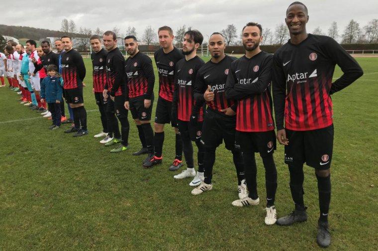 2018 - Match du Samedi 08 Décembre 2018