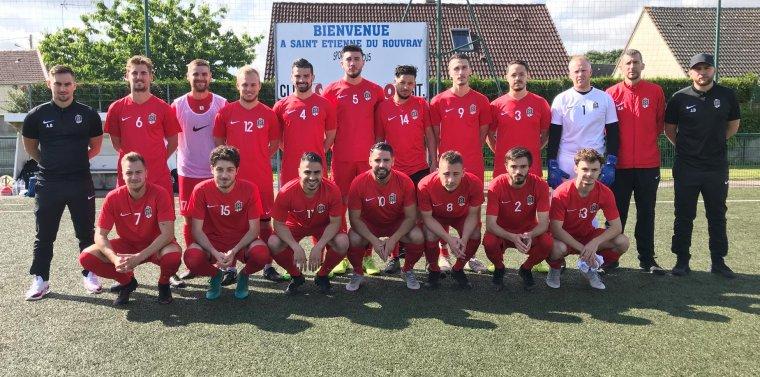 2019 - Selection de Normandie Football Entreprise 2019