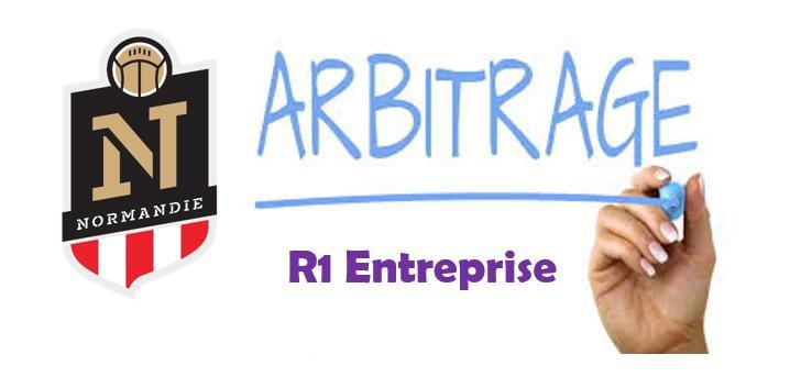 2020 - Arbitrage R1 Entreprise