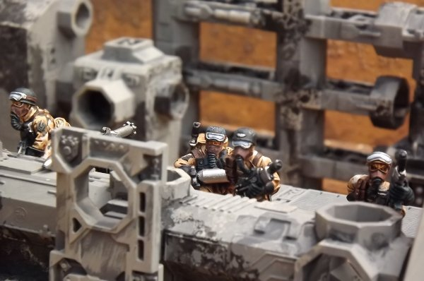 Steel Legion / Légion d'acier