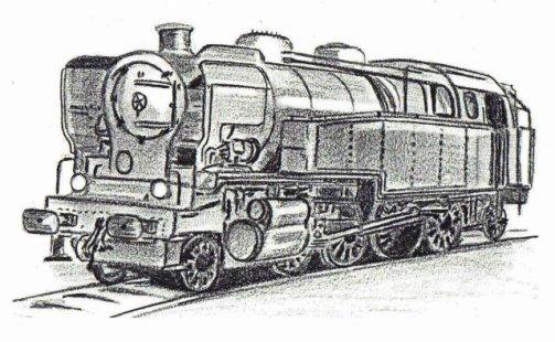 locomotive 141 TD