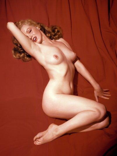 Marilyn Monroe: Décembre 1953 édition Playboy...