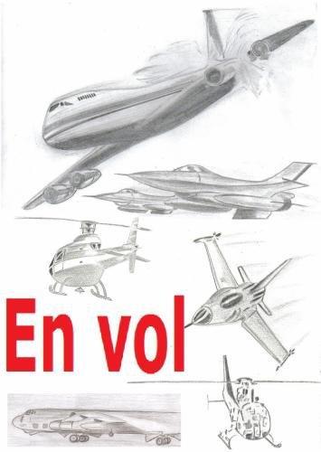 En vol... la mécanique