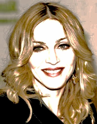 Madonna (montage informatique)