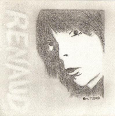 Mon premier dessin de Renaud