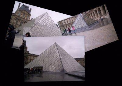 Paris : Le Louvres