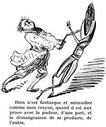Crayon : L'histoire