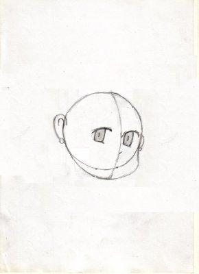 Manga : Pour dessiner un personnage . . . Certaines règles sont à respecter