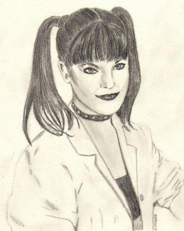 """Artiste : Pauley Perrette """" Abby de NCIS """""""