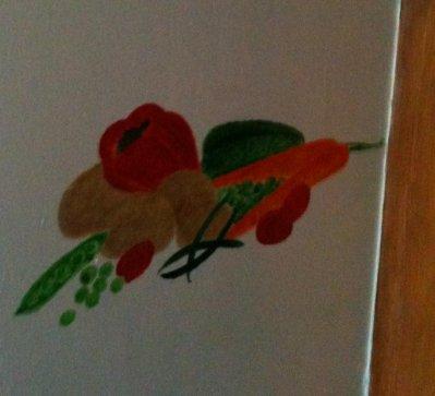Peinture murale 2011: Une progression dans les travaux
